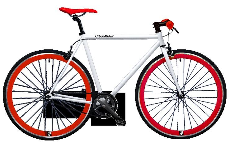 Bike-Design in Swiss Colors. Like it? – Then vote for me, please.