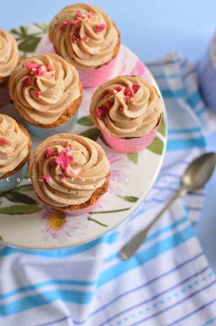 Katucikonyha: Gesztenyés cupcake
