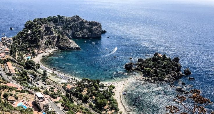 You in Sicily? It's a must to check out Isola Bella.