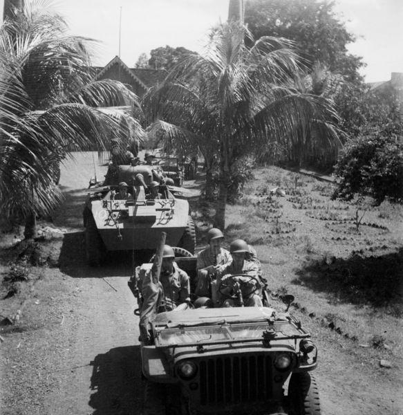 MariniersBrigade Surabaya 1947.