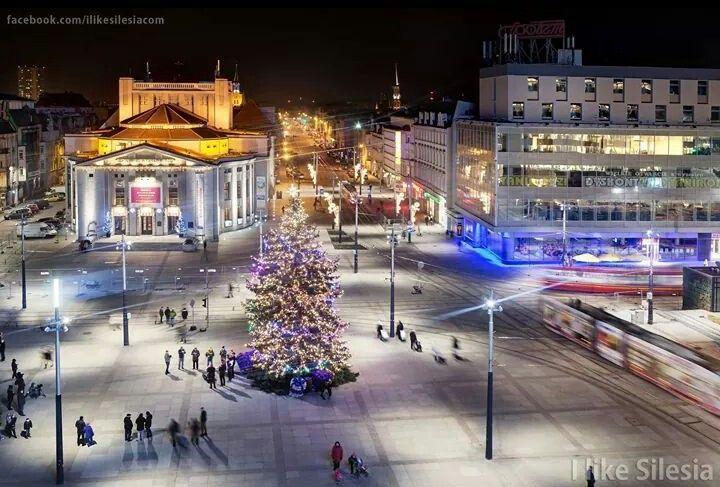 Katowice. Poland.