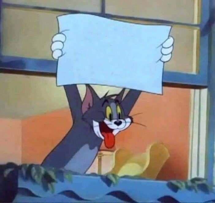 Pin By Janis On Tom Jerry Memes Cartoon Memes Cute Memes