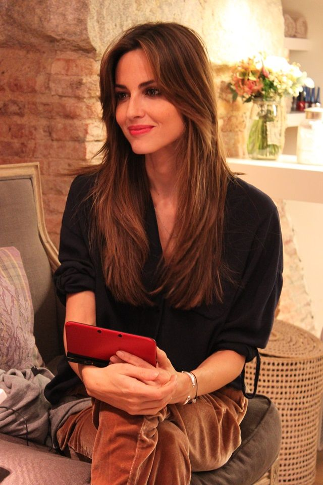 Salud madrid and haircuts on pinterest for Ariadne artiles listal