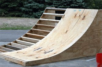 Videos, pics, full instructions to build any kind of skate ramp you could ever want!