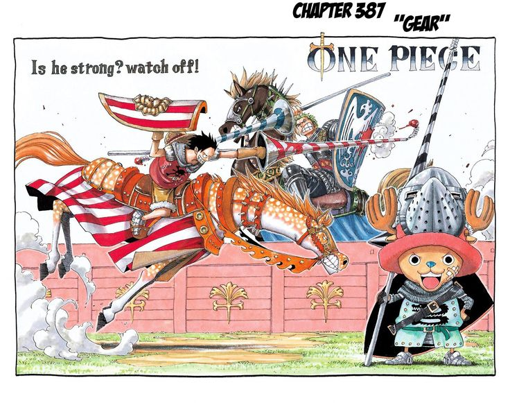 One Piece 387 - Read One Piece vol.40 ch.387 Online For Free - Stream 2 Edition 1 Page All - MangaPark