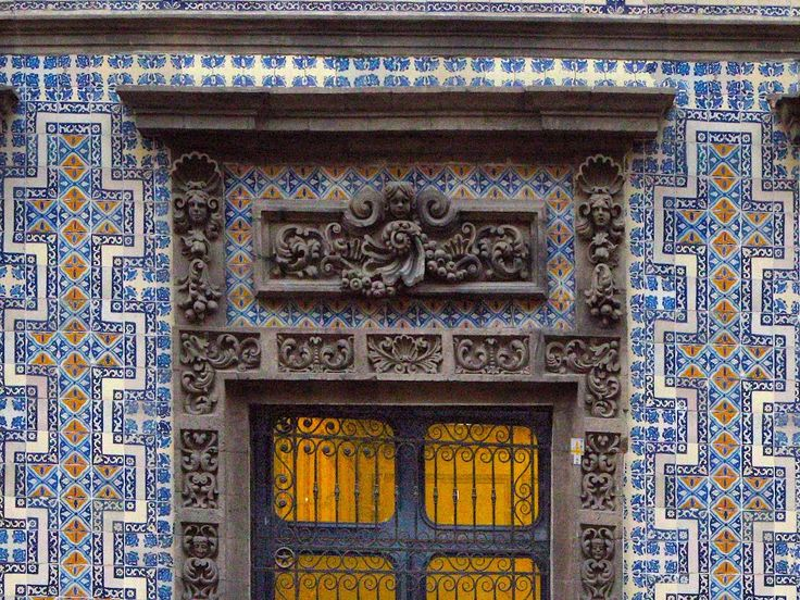 181 best images about sapota on pinterest south america for La casa de los azulejos mexico df