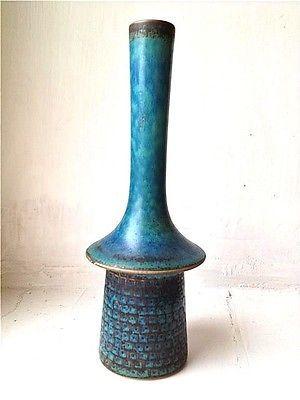 Stig lindberg mid century vase