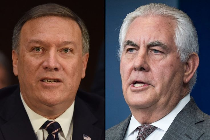 White House readies plan to replace Tillerson with Pompeo at State, install Cotton at CIA  Putin must be so proud.