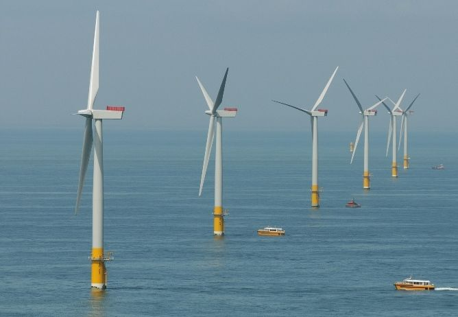 Ofgem Grants Offshore Transmission Licence for Greater Gabbard OWF