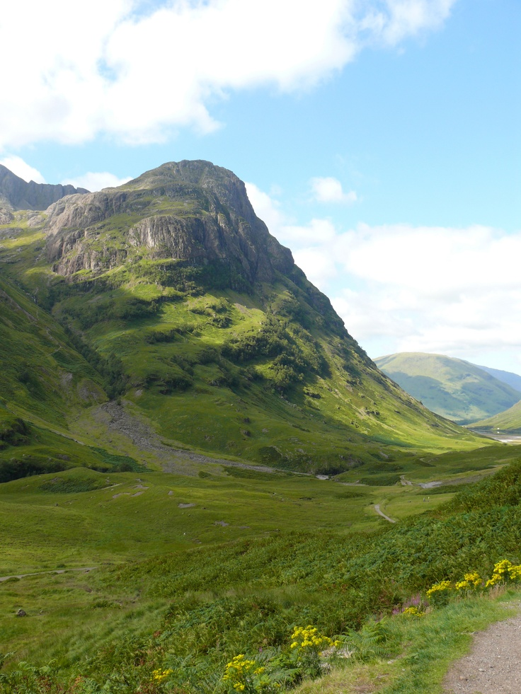 Glen Coe - Highlands of Scotland Photo by Ad Meskens http://commons.wikimedia.org/wiki/User:Ad_Meskens/Schotland