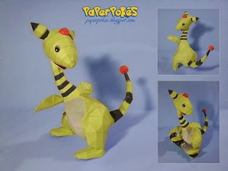42 best images about 3 pokemon craft on pinterest for Pokemon crafts for kids