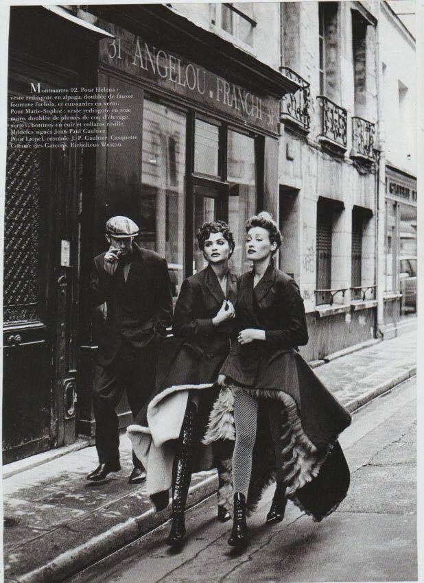The BOOK magazine Peter Lindbergh je jedním z velikánů módní fotografie, jehož díla jste mohli vidět na předních titulech fashion magazínů po celém světě. Sedmdesáti dvou letý německý fototograf spolupracoval s topmodelkami jako například Milla Jovovich, Linda Evangelista, Naomi Campbell nebo Claudia Schiffer. Pojďte se s námi unášet krásou jeho černobílé fotografie.