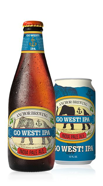 Go West! IPA | India Pale Ale from Anchor