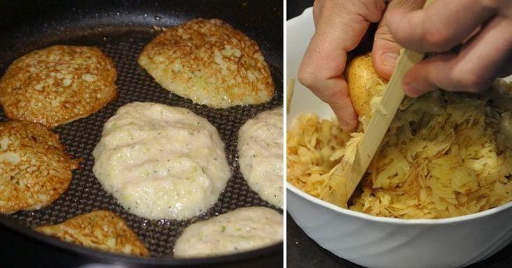 Rýchle placky sú skvelou voľbou, ak chcete prichystať dobrý obed alebo večeru. Tradičné zemiakové placky sú v tomto prípade doplnené o chuť lahodnej cukety, ktorá ich robí ešte šťavnatejšími. Skúste si ich pripraviť podľa nasledujúceho receptu a všetci sa budú len tak zalizovať. Doma sme mali vo zvyku zväčša pripravovať tradičné zemiakové placky, ktoré sa