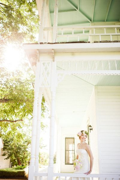 Wedding Photography at the Barr Mansion in Austin, TX