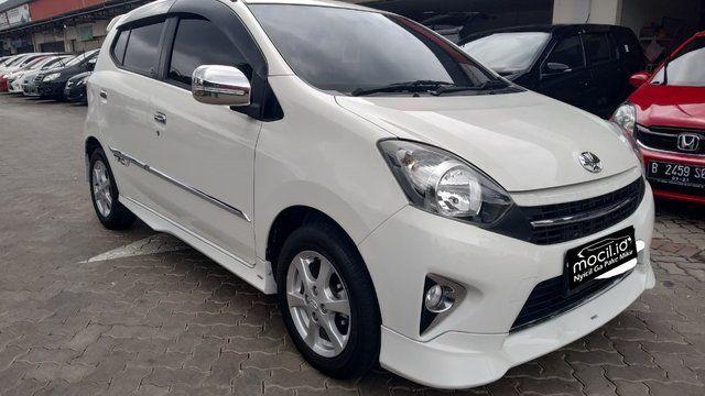 Jual Beli Mobil Toyota Agya Bekas Toyota Mobil Mobil Bekas