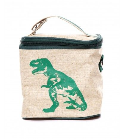 Small Cooler Bag Dino - View All - Shop - gifts | Peek Kids Clothing- SOMEONE BUY ME THIS FOR MY BIRTHDAY!!!!!!!!