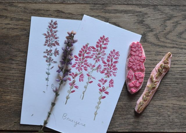 La Fabutineuse: Impressions botaniques #9                                                                                                                                                                                 Plus