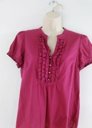 Buy my item on #vinted http://www.vinted.com/womens-clothing/blouses/20606160-ann-taylorloft-plum-wine-colored-blouse