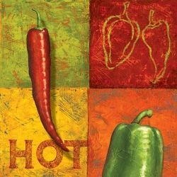 Does Your Kitchen Need Perking Up Check Out This Colorful Fun Chili Pepper Kitchen Decor