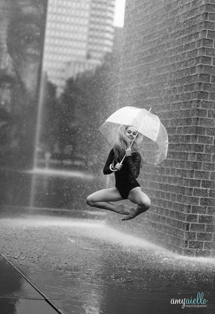 Dancing In The Rain Photography Black And White | www ...