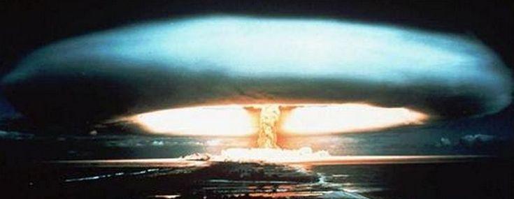 Mystérieux essai nucléaire dans l'Océan Indien - 7 Lames la Mer