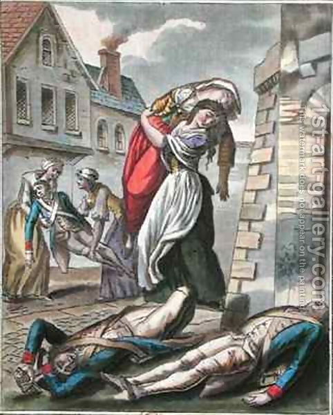 best french revolution images french revolution  grasset de saint sauveur jacques women helping the injured during the french revolution