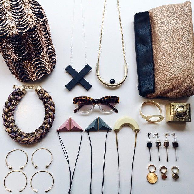 Vilken festival ska du på i sommar? #summer #festival #music #metallic #handmade #accessories #wos #wosstore #sjösten #j00welry #louisebankander #malinjansson