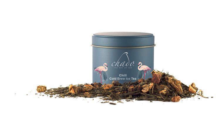 Cold Brew Tea #Coldbrew #soğukdemleme #chado #slowtea