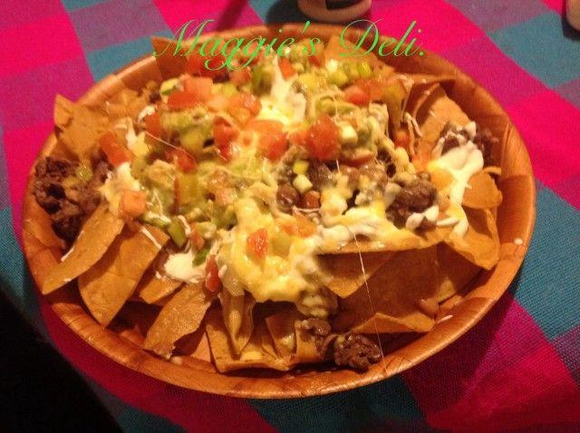 Nachos mexicanos | Recipe | Recetas, Search and Nachos