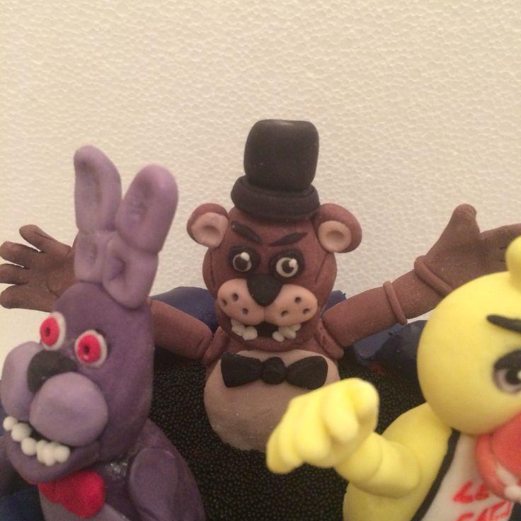 Fondant Freddy
