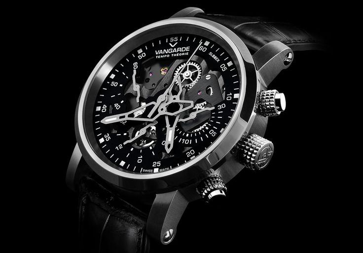 Tempo Théorie , Limited Edition 88 pièces. www.vangarde.fr