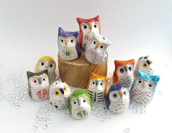 ANY kind of owl (she collects them) for her room