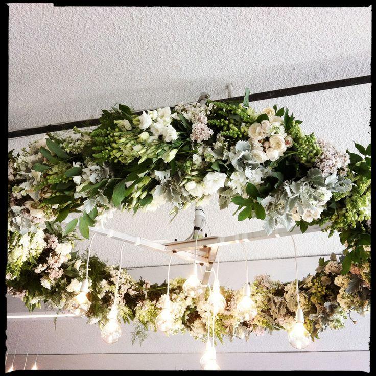 Flower installation. |by Flower Jar