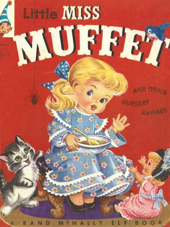 little miss muffet.