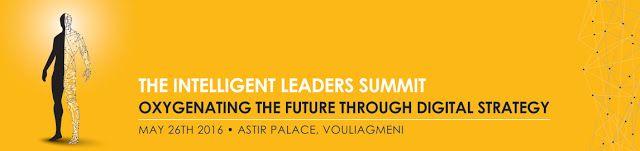 ECONOMIST - THE INTELLIGENT LEADERS SUMMIT 26/05/2016