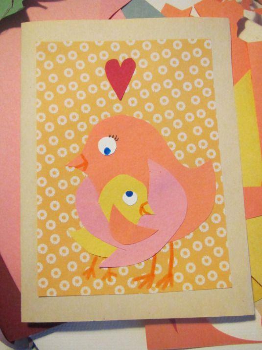 Äiti + lapsi-lintukortti