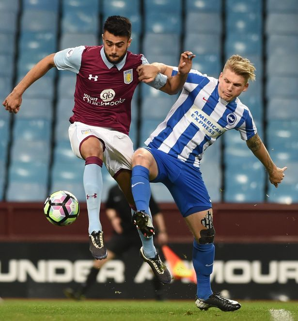 awesome Aston Villa under-23 player ratings: Youngsters marked following Villa Park success