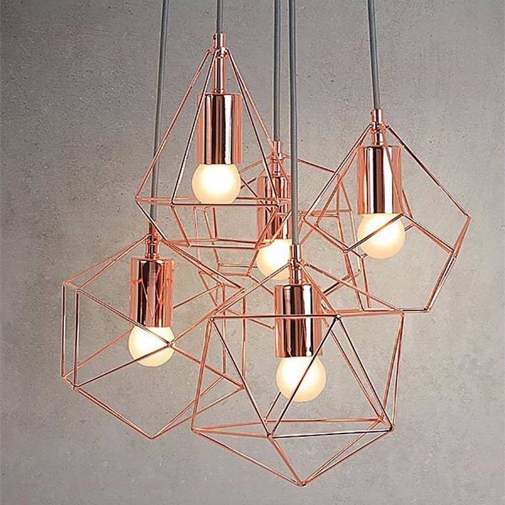 Are you interested in our copper chandelier? With our contemporary ceiling light you need look no further.