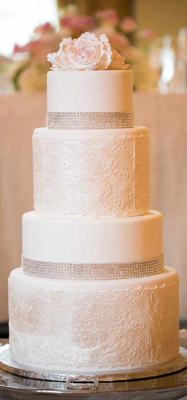 cake wed luxe
