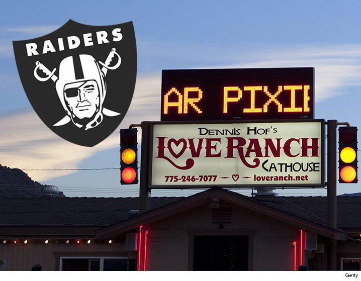 Nevada Brothel To Oakland Raiders -- Move To Vegas ... And Bang For 1/2 Price - http://blog.clairepeetz.com/nevada-brothel-to-oakland-raiders-move-to-vegas-and-bang-for-12-price/