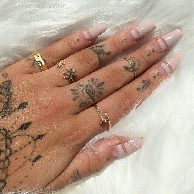 best 25 knuckle tattoos ideas on pinterest stay true. Black Bedroom Furniture Sets. Home Design Ideas