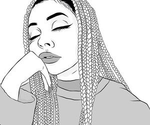 girl bread slowly sleeping bored eyebrows fleek outlines long shirt draw eyeliner