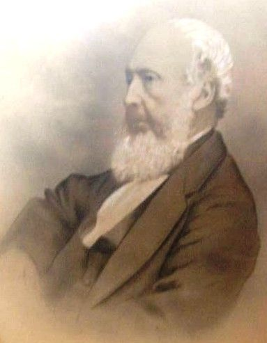 Claudius Thomson - 1st Warden of Campbell Town, Tasmania. Also built Morningside.