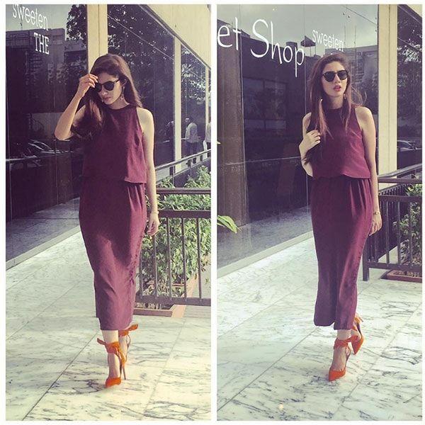 Mahira Khan lux style awards