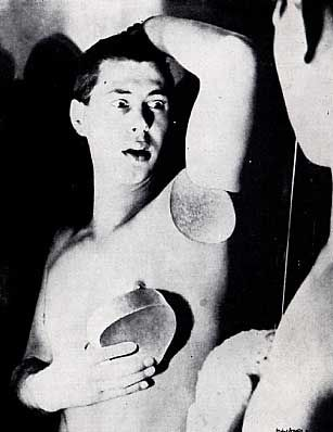 "Herbert Bayer, ""Self Portrait"", 1932"
