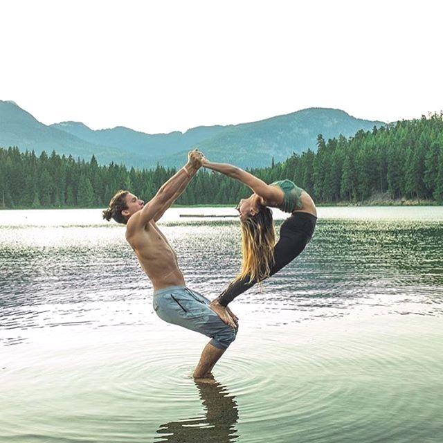 Open Space Yoga Partneryoga Jooga Liikunta Ja Treenit