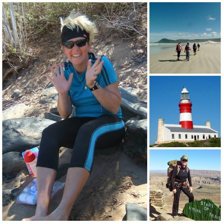 Bernice Geldenhuys 3rd time participant for the L2L walk