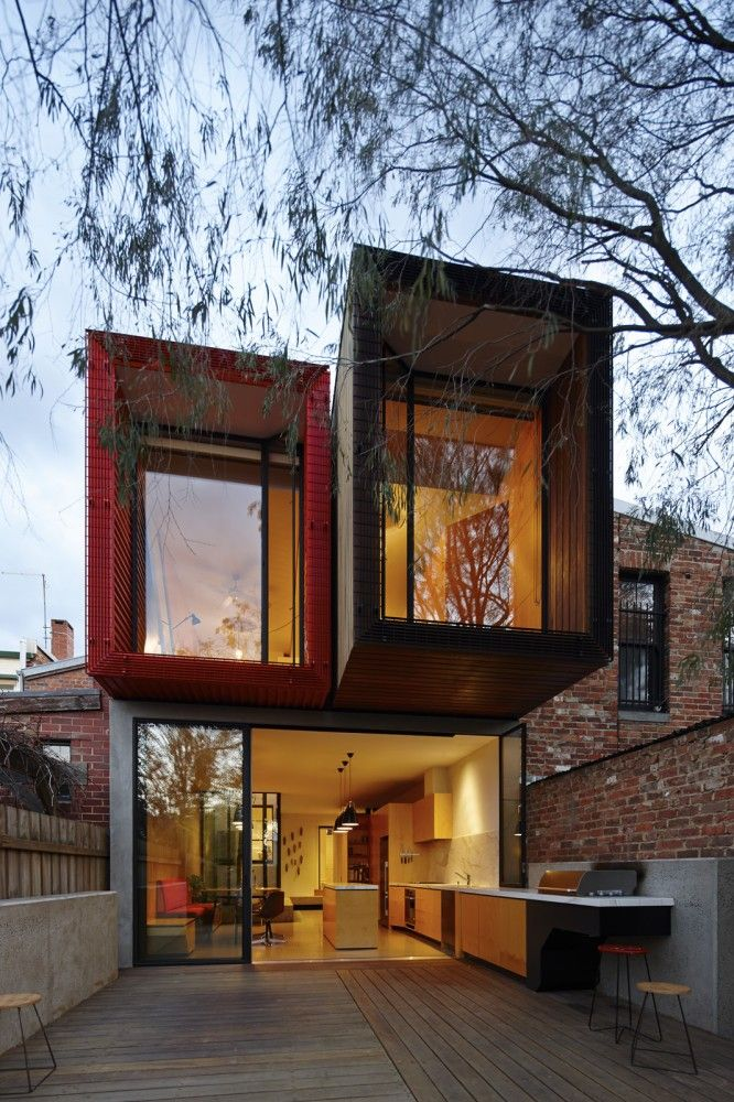 Container Home Design Ideas 50 shipping container homes you wont believe Moor Street Residence Austin Maynard Architects