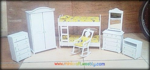 Forsale mini furniture skala 1:6 utk boneka barbie, blythe, pullip, obitsu info WA messenger 085776979832